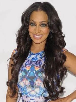 Seductive Lace Front Human Hair Wavy Wig