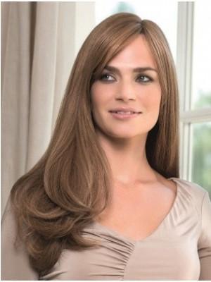 New Style Human Hair Wavy Caplss Wig