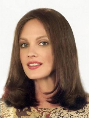 Awesome Human Hair Straight Lace Front Wig