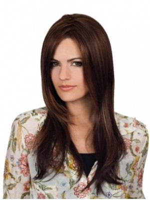 Miraculous Remy Human Hair Straight Capless Wig