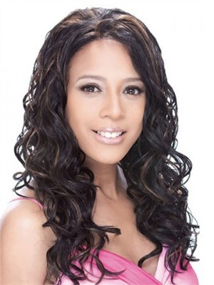 Perfect Lace Front Wavy Wig For Woman