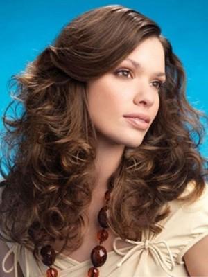 Fabulous Long Wavy Heat Friendly Synthetic Wig For Woman