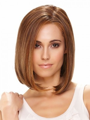 Charming Haute Heat Defiant Lace Front Wig For Woman