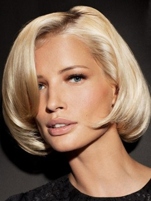 Popular Lace Front Heat Friendly Synthetic Wig For Woman