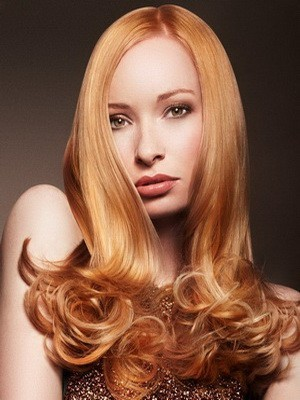 Full Lace Long Wavy Gorgeous Synthetic Wig
