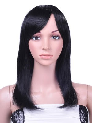 Silky Smooth Lace Front Classic Synthetic Wig