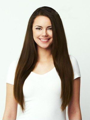 Good Looking Human Hair Lace Front Wig