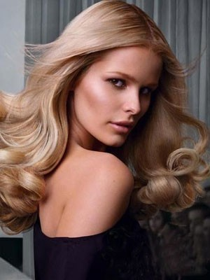 Marvelous Synthetic Wavy Full Lace Wig