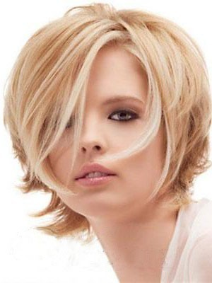 Marvelous Lace Front Straight Synthetic Wig
