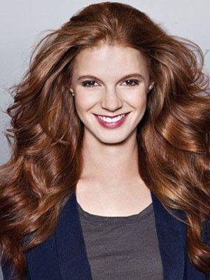 Charming Lace Front Wavy Synthetic Wig