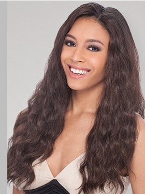Lovely Equal Invisible Part Lace Front Wig For Woman