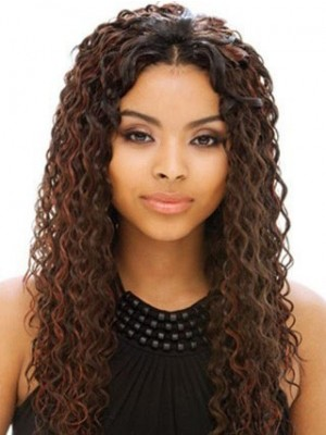 Fashion Remy Human Hair Full Lace Wig For Woman