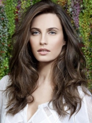 Popular Synthetic Wavy Lace Front Wig