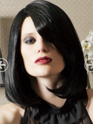 Gorgeous Lace Front Straight Synthetic Wig