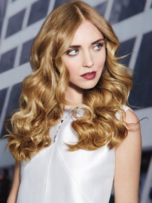 Impressive Wavy Synthetic Lace Front Wig