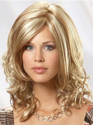 Perfect Remy Human Hair Full Lace Wig For Woman