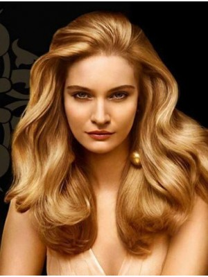 Marvelous Wavy Synthetic Lace Front Wig