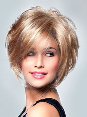 Admirable Straight Lace Front Synthetic Wig