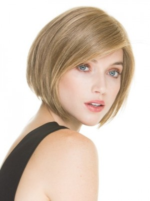 Brilliant Straight Lace Front Human Hair Wig