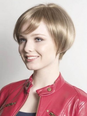 Fabulous Straight Lace Front Remy Human Hair Wig