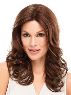 Good Looking Wavy Lace Front Synthetic Wig