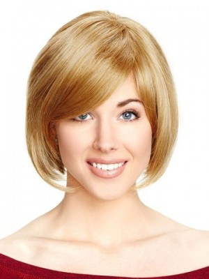 Bonny Synthetic Straight Lace Front Wig