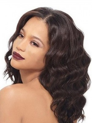 New Style Deep Wavy Lace Front Wig For Woman