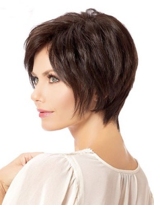 Prodigious Lace Front Straight Synthetic Wig