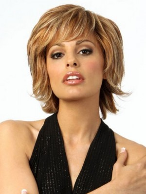 Remy Human Hair Full Lace Wig For Woman