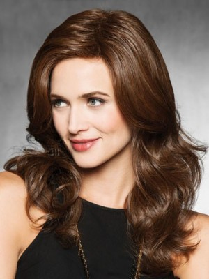 Admirable Lace Wavy Synthetic Wig