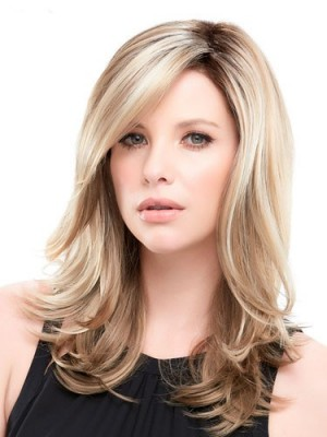 Top Quality Wavy Lace Front Synthetic Wig