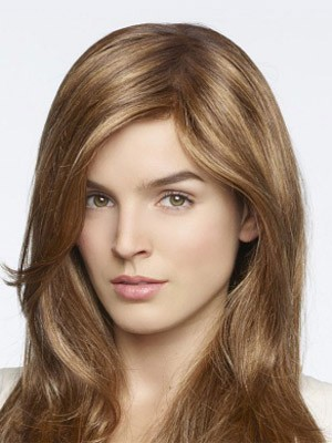 Fabulous Lace Front Remy Human Hair Wavy Wig