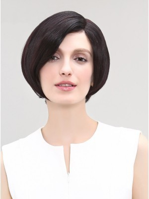 Good Lace Front Synthetic Straight Wig