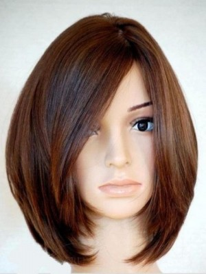 Charming Synthetic Straight Lace Front Wig