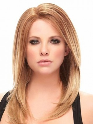 Gloriously Natural Lace Wig For Woman