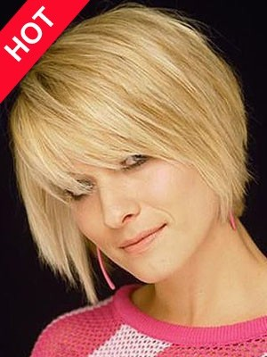 Human Hair High Quality Chemotherapy Wig