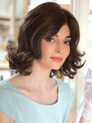 Fabulous Wavy Capless Synthetic Wig