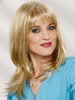 Durable Straight Capless Synthetic Wig