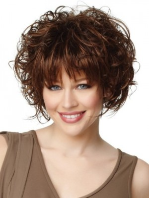 Charming Style Wavy Synthetic Capless Wig