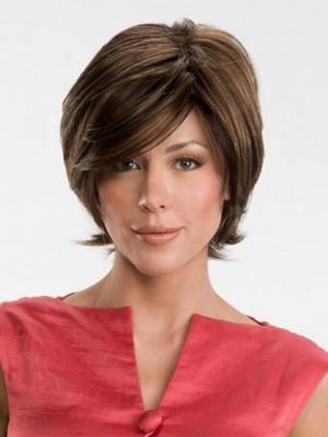 Fashionable Short Wavy Synthetic Wig