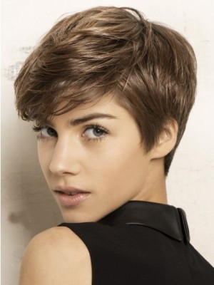 Classic Straight Capless Synthetic Wig