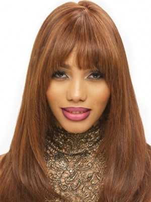 Pretty Capless Synthetic Straight Wig