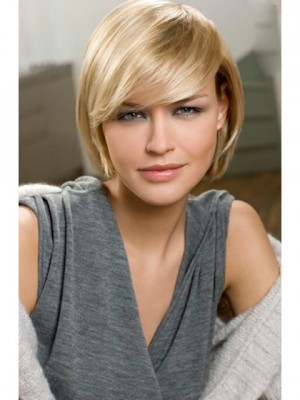 Charming Capless Synthetic Straight Wig