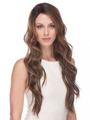 Good Lace Front Wavy Synthetic Wig