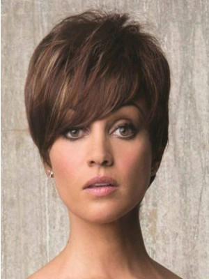 Charming Capless Straight Synthetic Wig