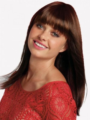 Good Capless Straight Synthetic Wig