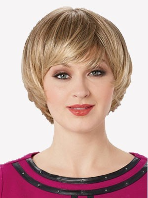 Fashion Capless Straight Synthetic Wig