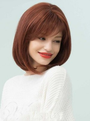 Top Quality Capless Straight Synthetic Wig