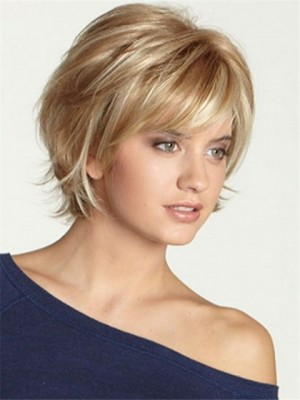 Marvelous Capless Straight Synthetic Wig