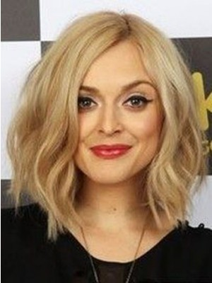 Sweet Synthetic Wavy Lace Front Wig
